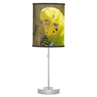 Abajur De Mesa Budgie amarelo