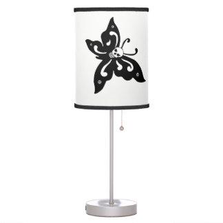 Abajur De Mesa Candeeiro de mesa - Skullerflies