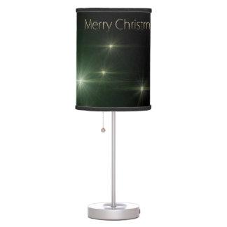 Abajur De Mesa Desejos do Natal
