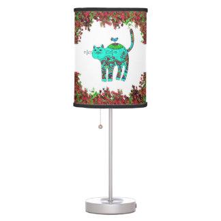 Abajur De Mesa Lamp Fashion