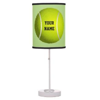 Abajur De Mesa Nome personalizado do tênis