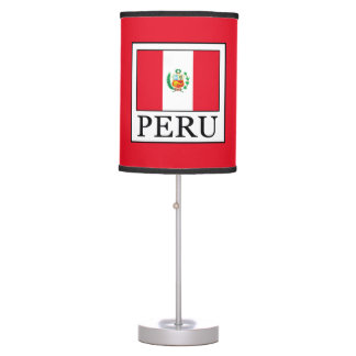 Abajur De Mesa Peru