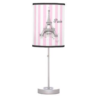 Abajur De Mesa Torre Eiffel de Paris France