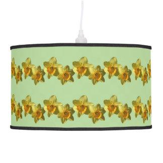 Abajur De Teto Daffodils amarelos 04.4.g