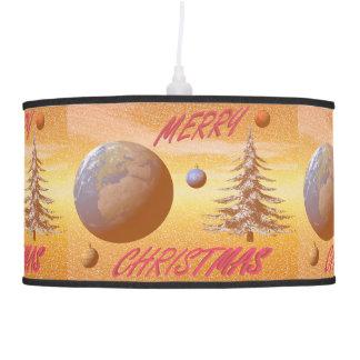 Abajur De Teto Feliz Natal do mundo