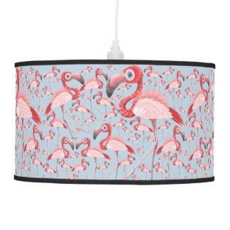 Abajur De Teto Flamingo