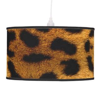 Abajur De Teto Impressão do leopardo
