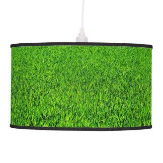 Abajur De Teto Textura verde da grama do verão