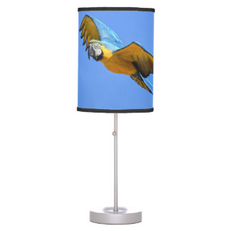 Abajur Macaw azul
