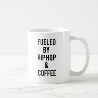Abastecido pela caneca de Hip Hop