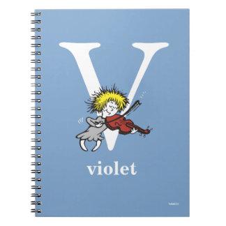 ABC do Dr. Seuss: Letra V - O branco | adiciona Cadernos