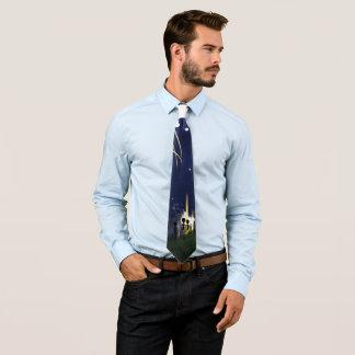 Abducção estrangeira gravata