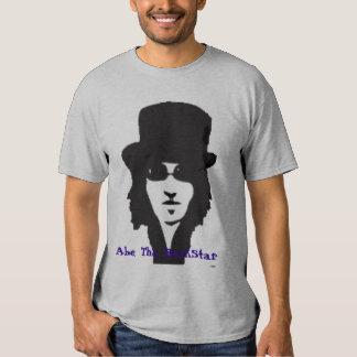Abe o t-shirt de RockStar