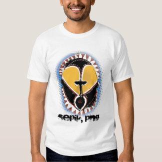 abelam-cinzeladura, Sepik, png Tshirt