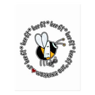 abelha apta - elaborando o cartão