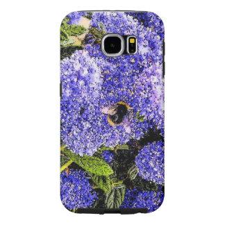 Abelha da flor de Ceanothus Capas Samsung Galaxy S6