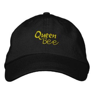 Abelha de rainha boné bordado