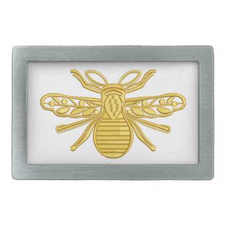 abelha real, imitação do bordado