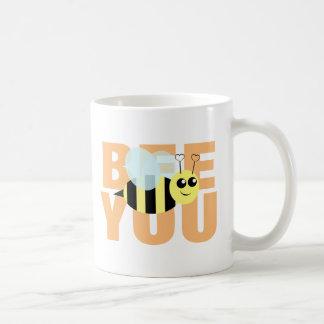 Abelha você caneca de café