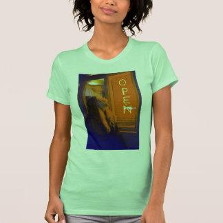 Aberto Camisetas