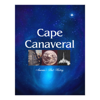 ABH Cabo Canaveral Panfletos Personalizados