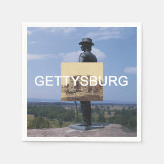 ABH Gettysburg Guardanapo De Papel