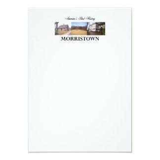 ABH Morristown Convite 12.7 X 17.78cm