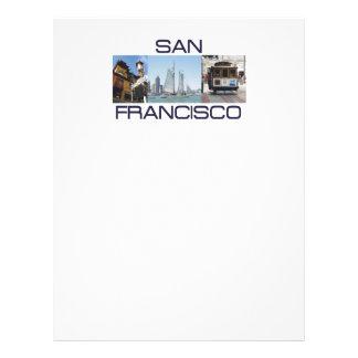 ABH San Francisco Panfleto Personalizado
