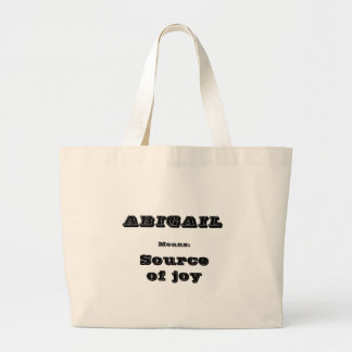 Abigail Bolsa De Lona