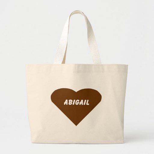 Abigail Bolsas De Lona