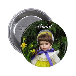 Abigail Bóton Redondo 5.08cm
