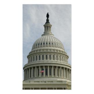 Abóbada da capital dos Estados Unidos Cartão De Visita