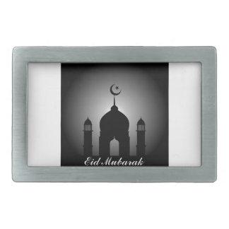 Abóbada da mesquita e silhueta do minarete