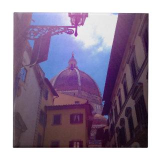 Abóbada de Brunelleschi em Florença, Italia