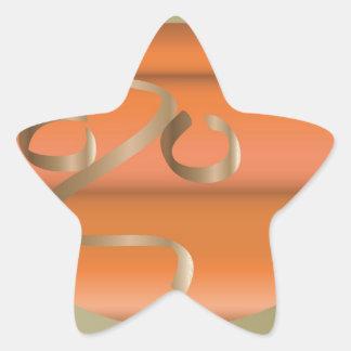 abóbora adesito estrela