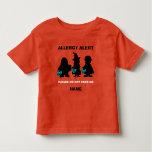 Abóbora personalizada da cerceta do Dia das Bruxas T-shirts