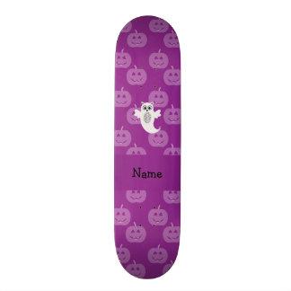 Abóboras conhecidas personalizadas do roxo do fant skate