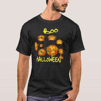 Abóboras no patamar camiseta