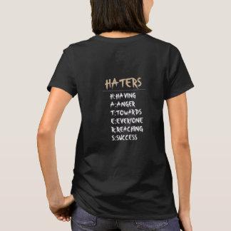 Aborrecedores - camisa de T