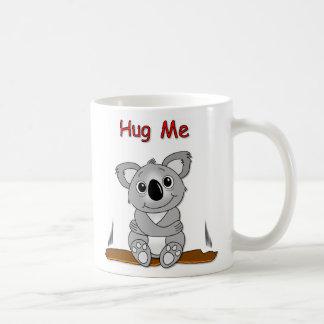 Abrace-me caneca do Koala