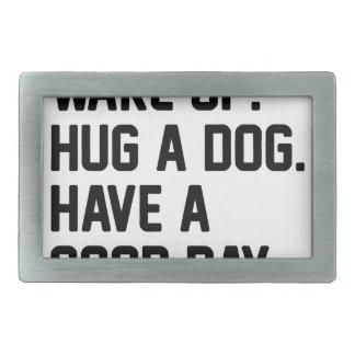 Abrace um cão