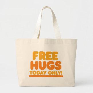 Abraços livres hoje somente bolsa