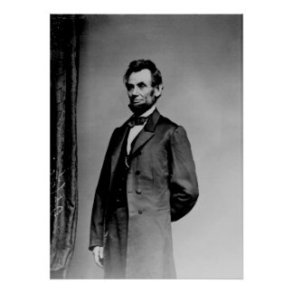 Abraham Lincoln Poster