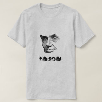 Abraham Lincoln - radical Camiseta