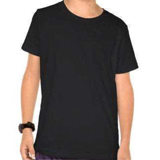 """Abraqham Lincoln e seu gato """"Dixie """" T-shirts"""