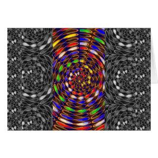 Abrigo do DEUS do universo do cosmos da ciência da Cartao