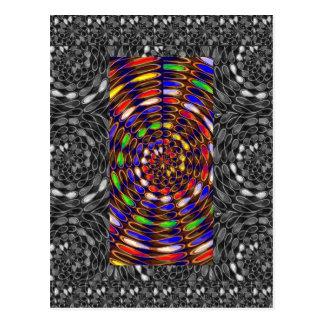 Abrigo do DEUS do universo do cosmos da ciência da Cartões Postais