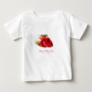 Abril #3 camiseta para bebê