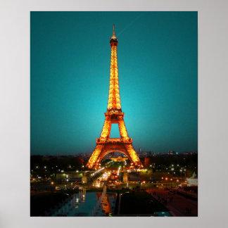 Abril em Paris #1 Pôster