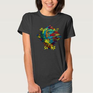 Abstracção de C. Liván é o T gráfico Camiseta